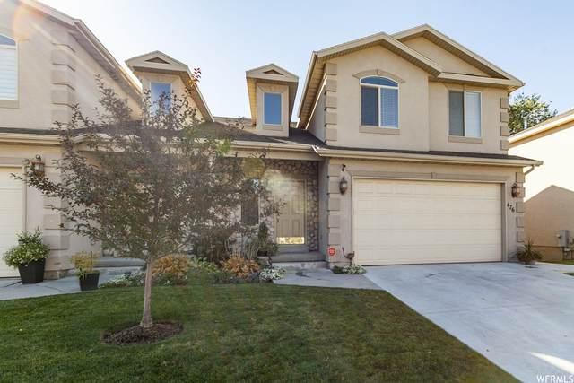 476 E Aspen Meadows Ct, Salt Lake City, UT 84107 (#1775361) :: Doxey Real Estate Group