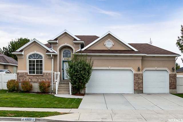 4809 S Taylors Park Dr Salt, Salt Lake City, UT 84123 (#1775362) :: Pearson & Associates Real Estate