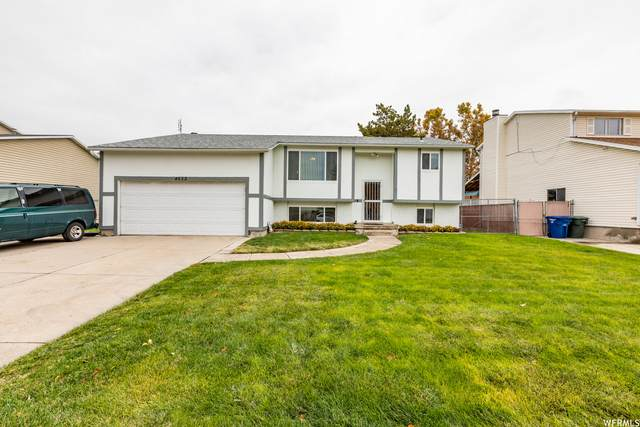 4652 W Harbor St, West Valley City, UT 84120 (#1775363) :: Red Sign Team