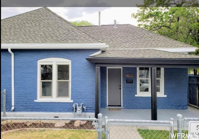7780 S Hansen St, Midvale, UT 84047 (#1775376) :: Bustos Real Estate | Keller Williams Utah Realtors