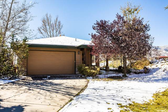 1061 Lincoln Ln, Park City, UT 84098 (#1775380) :: Gurr Real Estate