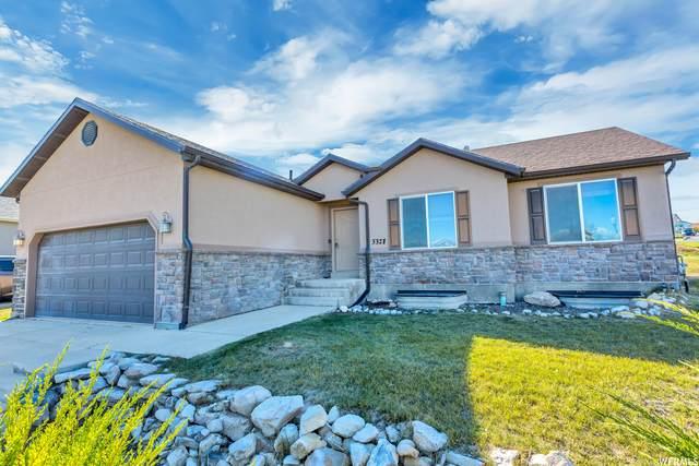 3321 S Red Shouldered Trl, Saratoga Springs, UT 84045 (#1775385) :: Utah Dream Properties