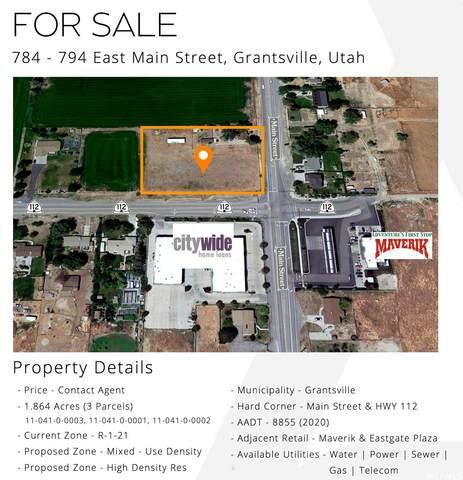 784 E Main St, Grantsville, UT 84029 (#1775439) :: Exit Realty Success