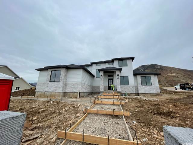 465 S Corner View Dr, Tooele, UT 84074 (#1775449) :: Colemere Realty Associates