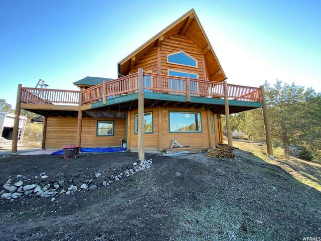 7794 W Mountain Top Rd, Herriman, UT 84096 (#1775453) :: Powder Mountain Realty