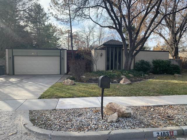 2483 W 3995 S, West Valley City, UT 84119 (MLS #1775455) :: Lookout Real Estate Group
