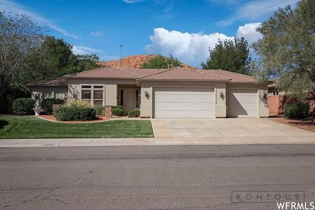1097 N Berkshire Dr, Washington, UT 84780 (MLS #1775459) :: Lookout Real Estate Group