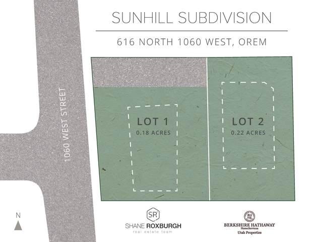 616 N 1060 W #1, Orem, UT 84057 (MLS #1775489) :: Lawson Real Estate Team - Engel & Völkers