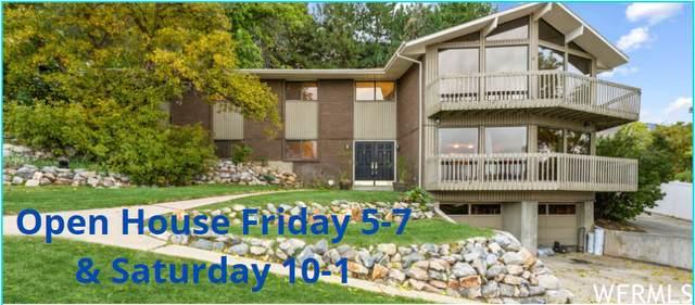3550 Foothill Dr, Provo, UT 84604 (#1775497) :: Bustos Real Estate | Keller Williams Utah Realtors