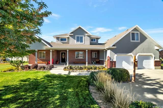 13844 S Belle Isis Bay W, Herriman, UT 84096 (MLS #1775505) :: Lawson Real Estate Team - Engel & Völkers