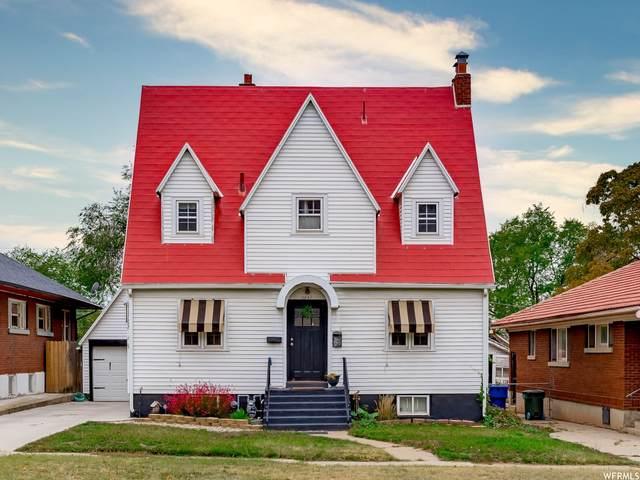 2847 S Jackson Ave E, Ogden, UT 84401 (#1775508) :: Real Broker LLC