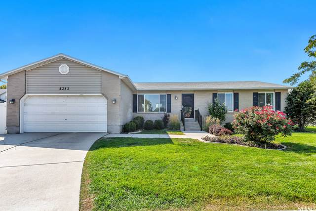 2382 W 13100 S, Riverton, UT 84065 (#1775557) :: Doxey Real Estate Group