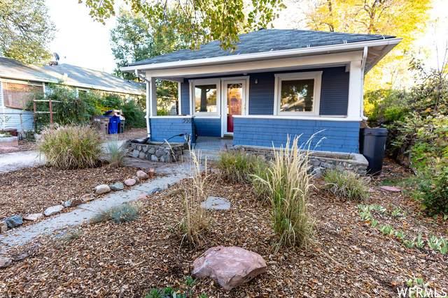 930 E Atkin Ave S, Salt Lake City, UT 84106 (#1775559) :: Powder Mountain Realty