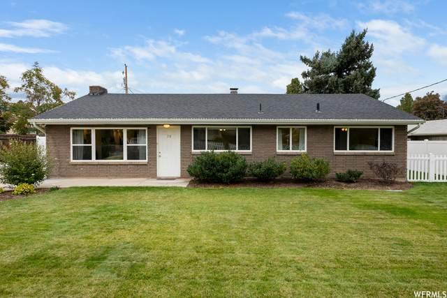 28 E E 1200 N, Orem, UT 84057 (#1775568) :: Pearson & Associates Real Estate