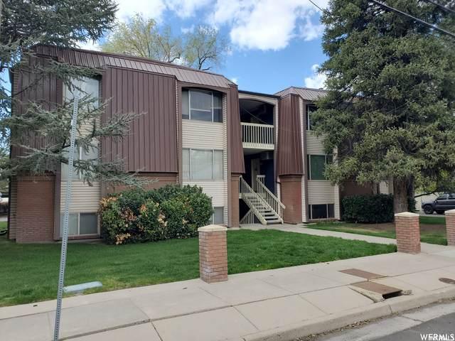 4850 S 1300 E #11, Salt Lake City, UT 84117 (#1775569) :: Exit Realty Success
