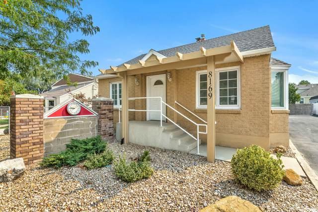 8169 S 700 E, Sandy, UT 84070 (#1775574) :: Bustos Real Estate | Keller Williams Utah Realtors