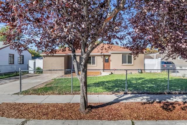 1048 S 1400 W, Salt Lake City, UT 84104 (#1775610) :: Utah Dream Properties