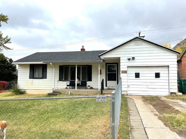 1120 North St, Ogden, UT 84404 (#1775612) :: Utah Dream Properties