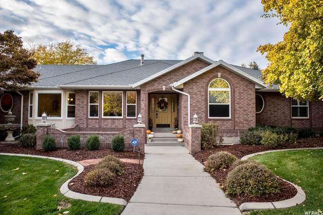 4 Falconwood Ln, Sandy, UT 84092 (#1775615) :: Bustos Real Estate | Keller Williams Utah Realtors