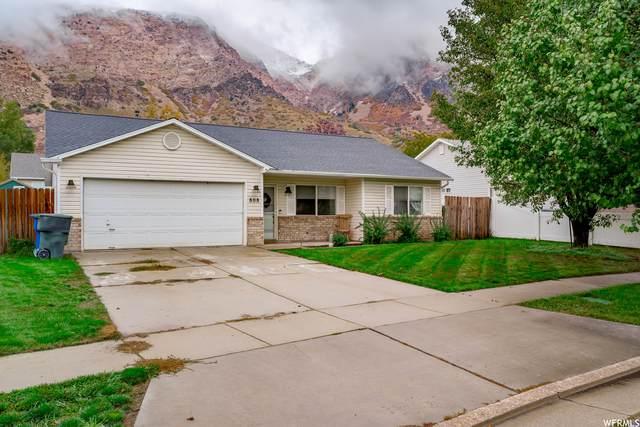 808 N Quincy Ave, Ogden, UT 84404 (#1775623) :: Utah Dream Properties