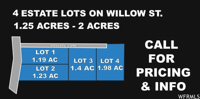635 S Willow St #1, Grantsville, UT 84029 (#1775625) :: Powder Mountain Realty