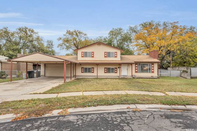 3591 S 3270 W, West Valley City, UT 84119 (#1775638) :: Exit Realty Success
