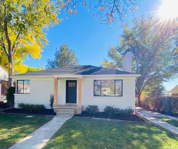 2266 E Garfield Ave, Salt Lake City, UT 84108 (#1775654) :: Powder Mountain Realty