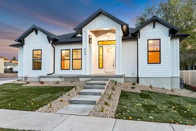 348 E 8620 S, Sandy, UT 84070 (#1775662) :: Bustos Real Estate | Keller Williams Utah Realtors