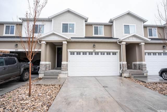161 W Silver Springs Dr #201, Vineyard, UT 84059 (#1775673) :: Utah Best Real Estate Team | Century 21 Everest