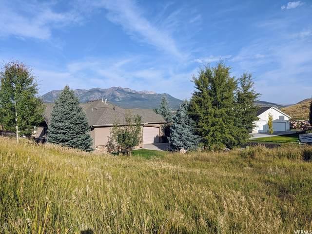 3437 W Spring Cir N #60, Mountain Green, UT 84050 (#1775695) :: Real Broker LLC