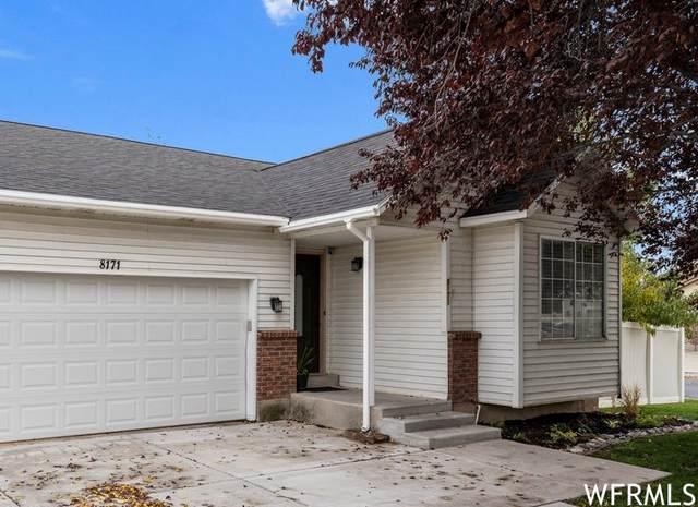 8171 S 2245 W, West Jordan, UT 84088 (#1775731) :: Bustos Real Estate | Keller Williams Utah Realtors