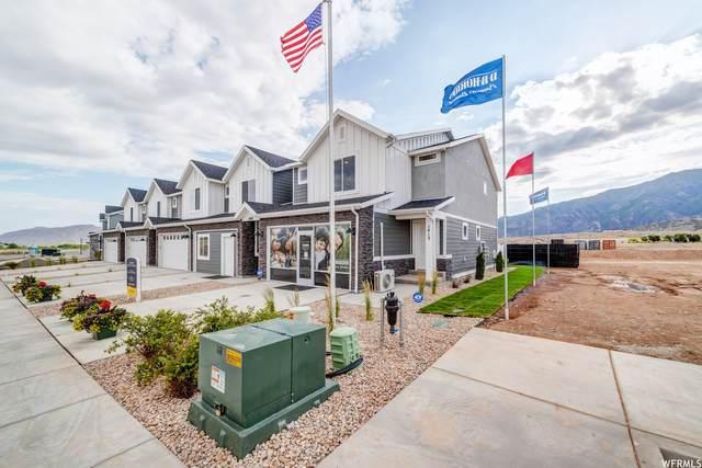 984 W Fox Run Ave #78, Santaquin, UT 84655 (#1775738) :: Utah Dream Properties