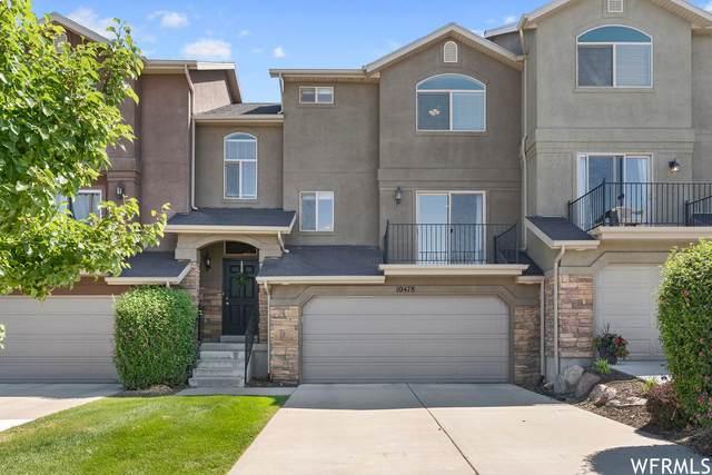 10478 N Morgan Blvd, Cedar Hills, UT 84062 (#1775747) :: Powder Mountain Realty