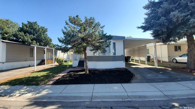 344 Tristram St, North Salt Lake, UT 84054 (#1775749) :: Powder Mountain Realty