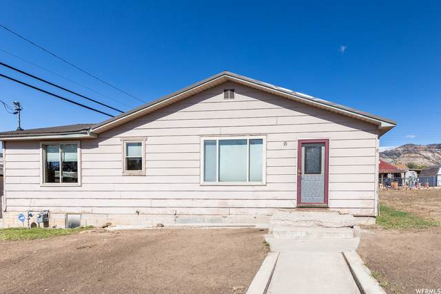 115 Grassy Dr 10&11, East Carbon, UT 84520 (#1775755) :: Doxey Real Estate Group