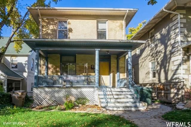 135 N H St, Salt Lake City, UT 84103 (MLS #1775766) :: Lookout Real Estate Group