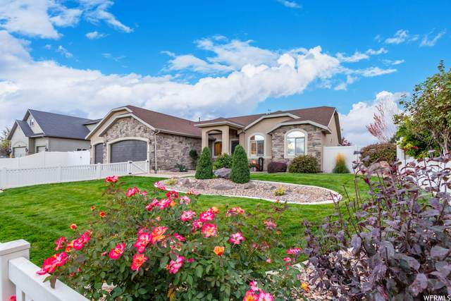 9324 S Wisteria Way, West Jordan, UT 84081 (#1775767) :: Bustos Real Estate | Keller Williams Utah Realtors