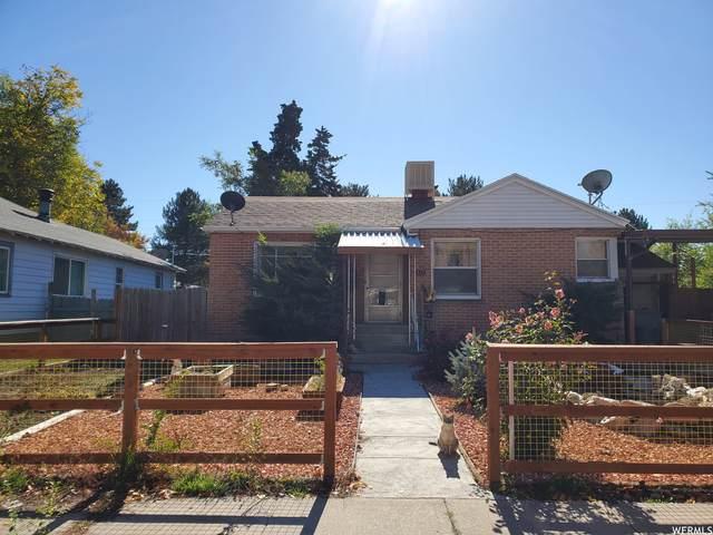 617 E 5TH St, Ogden, UT 84404 (#1775780) :: Utah Dream Properties