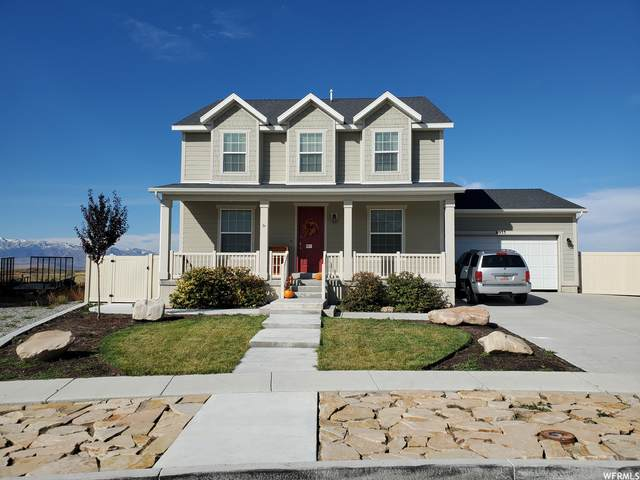 6933 N Stansbury Pkwy, Stansbury Park, UT 84074 (#1775791) :: Utah Real Estate