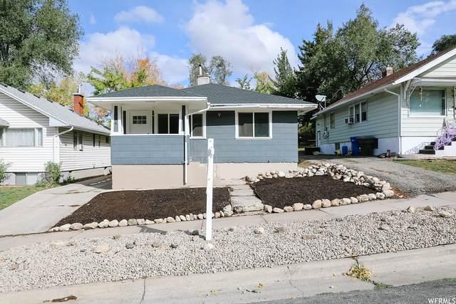 634 Kershaw St, Ogden, UT 84403 (#1775801) :: Bustos Real Estate | Keller Williams Utah Realtors
