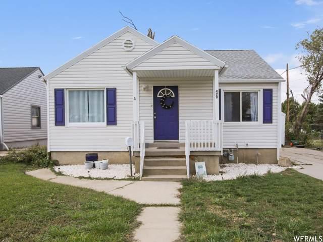 429 Parkway Ave, Tooele, UT 84074 (#1775807) :: Bustos Real Estate | Keller Williams Utah Realtors