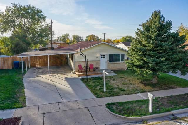 907 N Gramercy Ave, Ogden, UT 84404 (#1775813) :: Bustos Real Estate | Keller Williams Utah Realtors