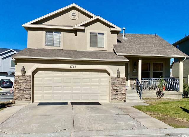 4748 E Addison Ave, Eagle Mountain, UT 84005 (#1775830) :: Utah Real Estate