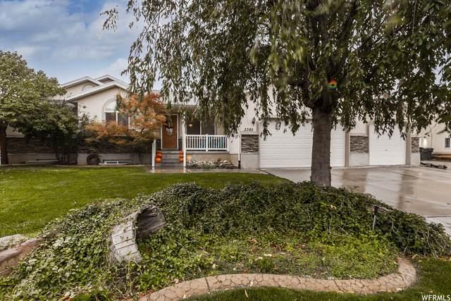3385 S Skyhawk View Cir, West Valley City, UT 84128 (#1775831) :: Bustos Real Estate | Keller Williams Utah Realtors