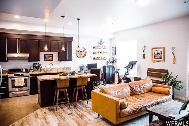 350 S 200 E #715, Salt Lake City, UT 84111 (MLS #1775836) :: Lookout Real Estate Group