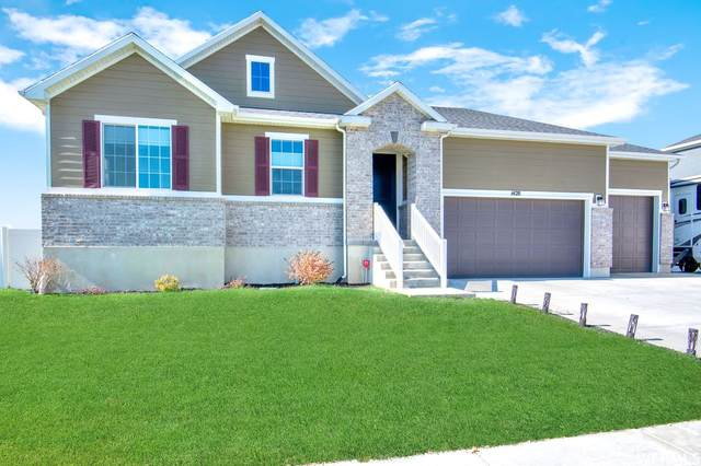 1428 S Bighorn Ln W, Syracuse, UT 84075 (#1775845) :: Colemere Realty Associates