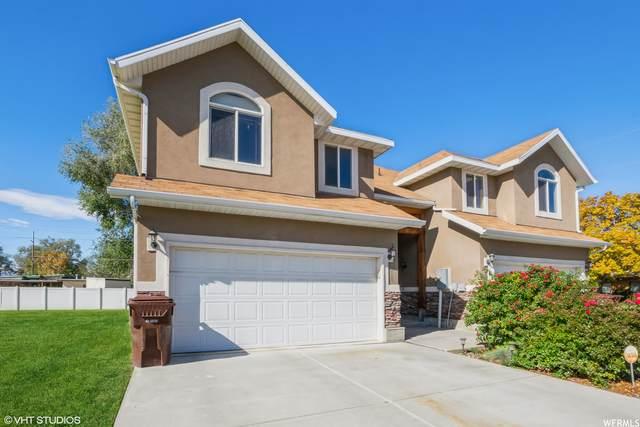 3408 S Acord Meadows Pl W, West Valley City, UT 84119 (#1775846) :: Bustos Real Estate | Keller Williams Utah Realtors