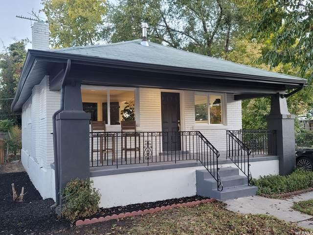 369 E Milton Ave, Salt Lake City, UT 84115 (MLS #1775849) :: Lookout Real Estate Group