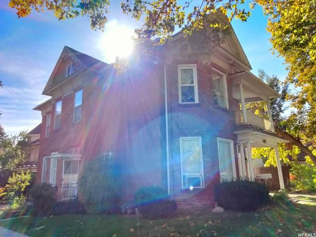 488 E 3RD AVENUE Ave N, Salt Lake City, UT 84103 (#1775851) :: Bustos Real Estate | Keller Williams Utah Realtors
