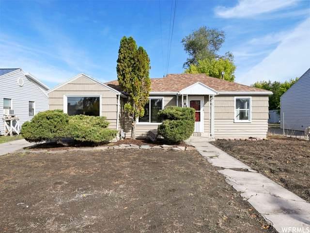 1018 W 600 N, Salt Lake City, UT 84116 (#1775858) :: Pearson & Associates Real Estate